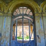 10 Porte centrali arcuate in ferro