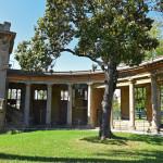 4 Portici colonnati destra