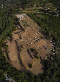 l'area archeologica della Linguella