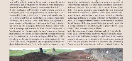 Indagini archeologiche a San Giovanni
