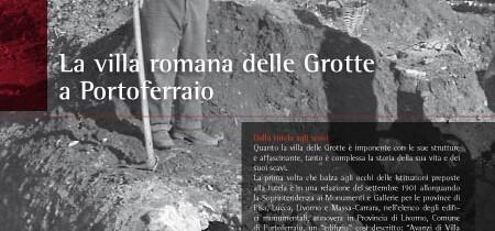La villa romana delle Grotte a Portoferraio