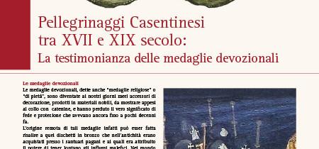 Pellegrinaggi casentinesi tra XVII e XIX secolo