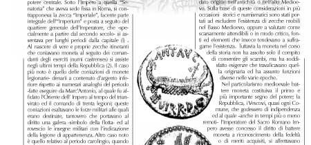 Tra Firenze e Pisa, guerra a son di monete