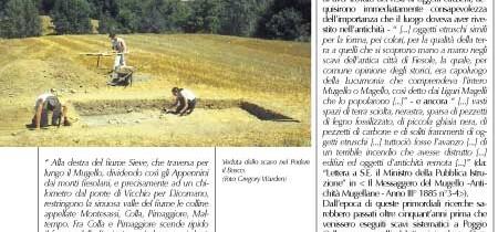 La Collina degli Etruschi: Poggio Colla