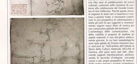 Pianta dei Capitani di Parte e carte topografiche a confronto