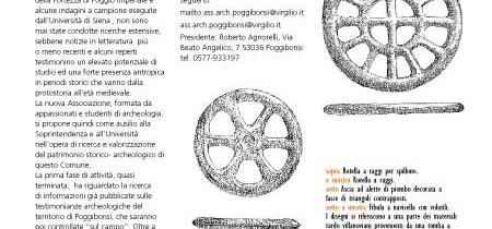 L'Associazione Archeologica di Poggibonsi