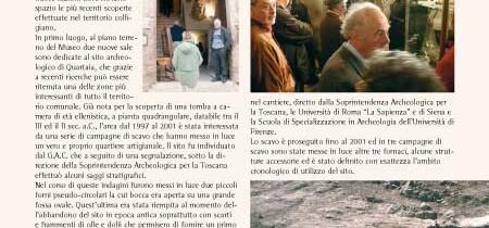 """Nuove sezioni nel Museo Colligiano """"Ranuccio Bianchi Bandinelli"""""""