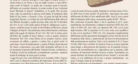 La Meridiana Romana a Empoli Vecchio
