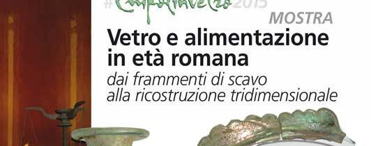 Vetro e alimentazione in età romana